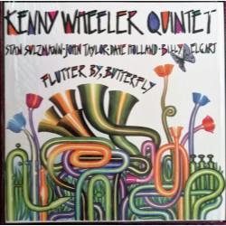 Kenny Wheeler Quintet – Flutter By, Butterfly - LP Vinyl Album - Contemporary Jazz