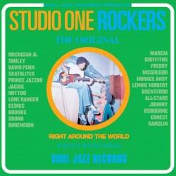 Studio One Rockers - Soul Jazz Records- Double LP Vinyl Album - Reggae Music
