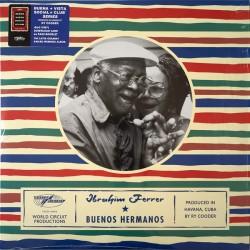 Ibrahim Ferrer (Buena Vista Social Club ) – Buenos Hermanos - LP Vinyl Album - Latin Cuba