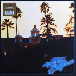 Eagles ‎– Hotel California - LP Vinyl Album - Gatefold - Classic Rock Country