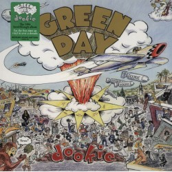 Green Day ‎– Dookie - LP Vinyl Album - Alternative Rock