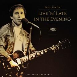 Paul Simon – Best Of Live 'N' Late In The Evening 1980 - LP Vinyl Album - Pop Music