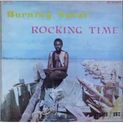 Burning Spear – Rocking Time - LP Vinyl Album - Reggae Roots Music