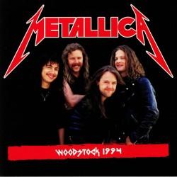 Metallica – Woodstock 1994 - Double LP Vinyl Album - Hard Rock Heavy Metal