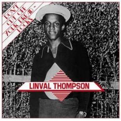 Linval Thompson – Don't Cut Off Your Dreadlocks - LP Vinyl Album - Reggae Roots