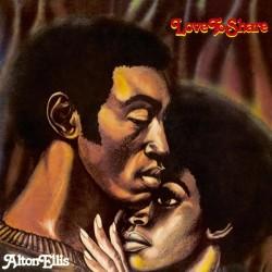 Alton Ellis – Love To Share - LP Vinyl Album - Reggae Funk