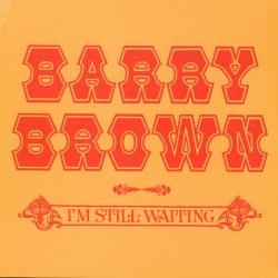 Barry Brown – I'm Still Waiting - LP Vinyl Album - Reggae Roots
