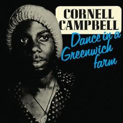 Cornell Campbell – Dance In A Greenwich Farm - LP Vinyl Album - Reggae Roots