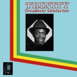 Trinity - Dreadlocks Satisfaction - LP Vinyl Album - Reggae Roots