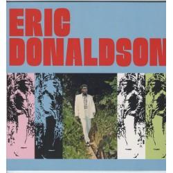 Eric Donaldson – Eric Donaldson - LP Vinyl Album - Reggae Roots