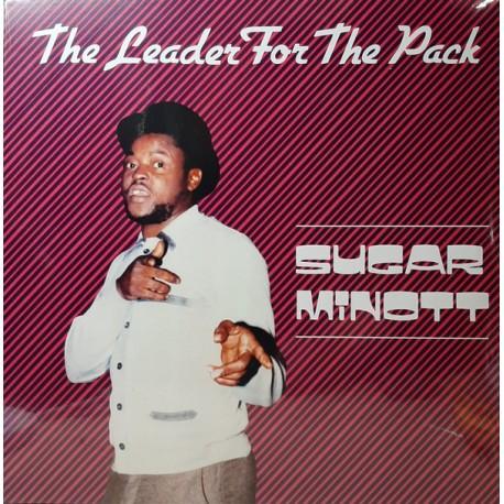 Sugar Minott – The Leader For The Pack - LP Vinyl Album - Reggae Dancehall