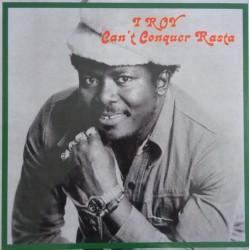 I Roy - Can't Conquer Rasta - LP Vinyl Album - Reggae Roots Dub