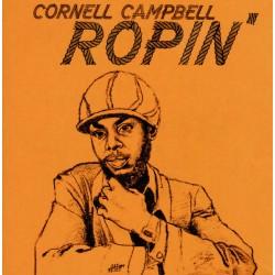 Cornell Campbell - Ropin' - LP Vinyl Album - Reggae Roots