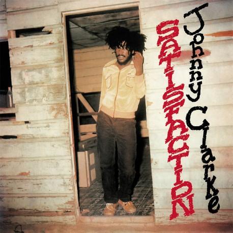 Johnny Clarke – Satisfaction - LP Vinyl Album - Reggae Roots