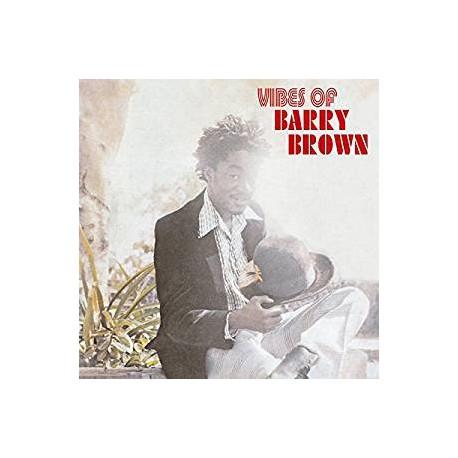 Barry Brown - Vibes Of Barry Brown - LP Vinyl Album - Reggae Roots
