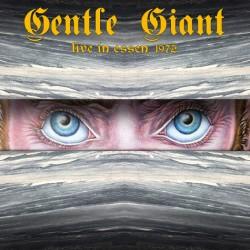 Gentle Giant – Live In Essen 1972 - LP Vinyl Album - Progressive Rock