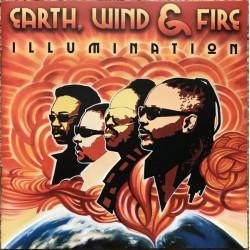 Earth Wind & Fire - Illumination - Double LP Vinyl Album - RnB Funk Soul