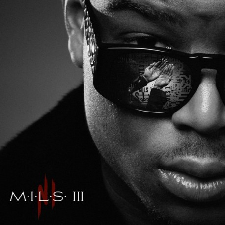 Ninho - M·I·L·S· III - Double LP Vinyl Album - Rap Français