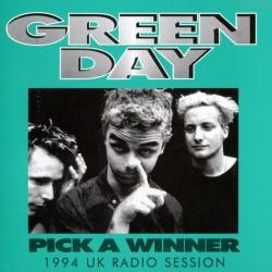 Green Day - Pick a Winner 1994 UK Radio Session  - 7 inches 45RPM - Alternative Rock