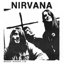 Nirvana – Total Fucking Godhead - 7 inches 45RPM Vinyl - Grunge Rock