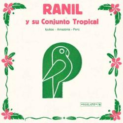 Ranil - Ranil Y Su Conjunto Tropical - LP Vinyl Album Gatefold - Latin Cumbia Music