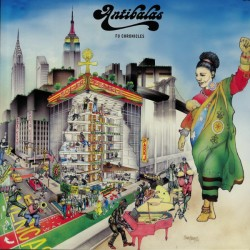 Antibalas - Fu Chronicles - LP Vinyl Album - Afrobeat  Funk