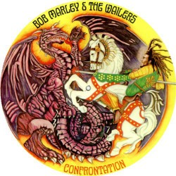 Bob Marley & The Wailers – Confrontation - LP Vinyl Album - Picture Disc - Reggae Music