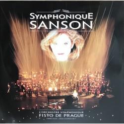 Véronique Sanson – Symphonique Sanson - Double LP Vinyl Album - Variéte Française