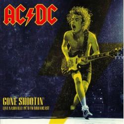 AC/DC – Gone Shootin' Live Nashville 1978 FM Broadcast - LP Vinyl Album - Hard Rock Blues