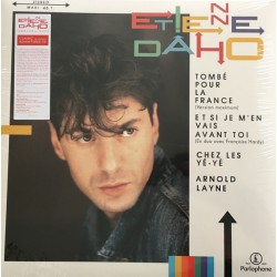 Etienne Daho ‎– Tombé Pour La France - Maxi Vinyl 12 inches - Synth Pop 80's