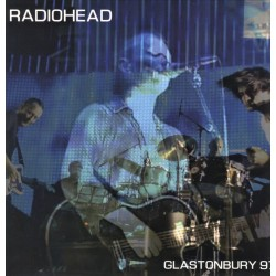 Radiohead ‎– Glastonbury '97 - LP Vinyl Album - Alternative Grunge Rock