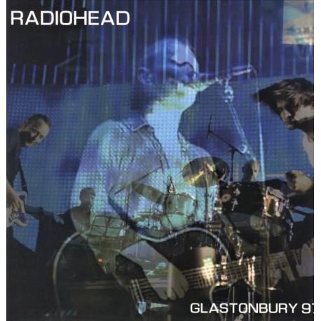 Radiohead – Glastonbury '97 - LP Vinyl Album - Alternative Grunge Rock