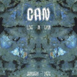 Can ‎– Live In Lyon - Double LP Vinyl Album - Krautrock Experimental