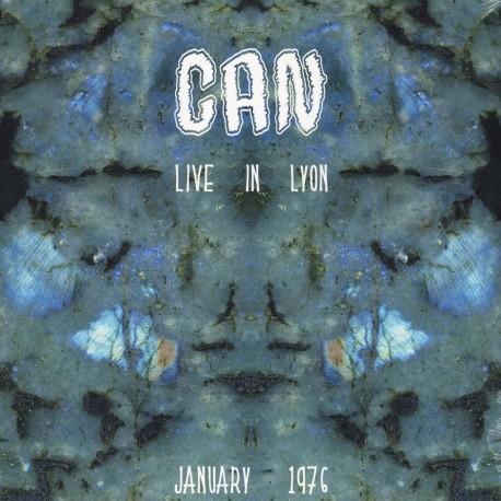 Can – Live In Lyon - Double LP Vinyl Album - Krautrock Experimental
