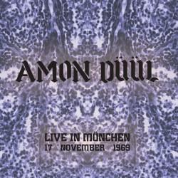 Amon Düül – Live in Munchen, 17 November 1969 - LP Vinyl Album - Krautrock Experimental