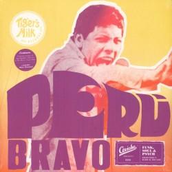 Peru Bravo - Funk, Soul & Psych From Peru's Radical Decade - Double LP Vinyl Album - Psychedelic Funk
