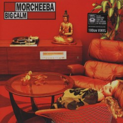 Morcheeba -  Big Calm - LP Vinyl Album - Trip Hop Downtempo
