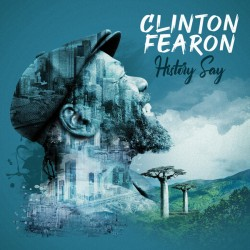 Clinton Fearon ‎– History Say - CD Album Promo Cardsleeve - Reggae Roots