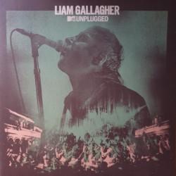 Liam Gallagher (Oasis) – MTV Unplugged - LP Vinyl Album - Special Edition - Brit Pop Grunge