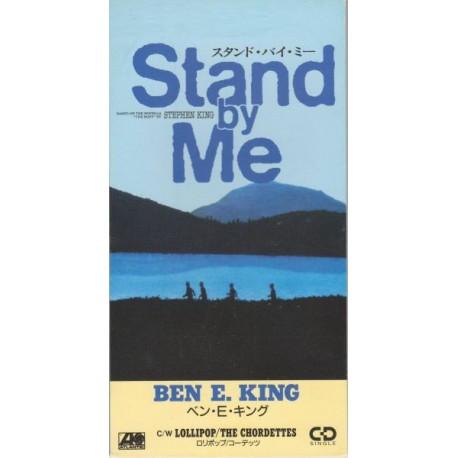 Ben E. King / The Chordettes – Stand By Me / Lollipop - CD Mini Single Japan - Soul Rock Music