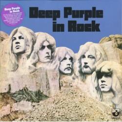 Deep Purple – Deep Purple In Rock - LP Vinyl Album - Coloured Edition Purple - Hard Rock