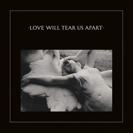 Joy Division - Love Will Tear Us Apart t- Maxi Vinyl 12 inches - New Wave