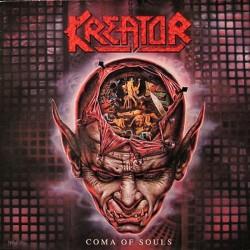 Kreator – Coma Of Souls - LP Vinyl Album - Trash Metal
