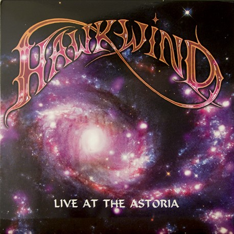 Hawkwind – Live At The Astoria - Double LP Vinyl Album - Space Rock