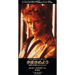 "Rod Stewart – Tonight's The Night - CD Mini Single Japan 3"" - Classic Pop Rock Music"
