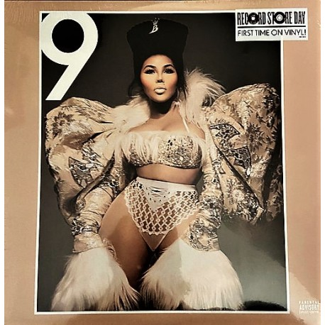 Lil' Kim ‎– 9 - LP Vinyl Album - Hip Hop US Trap - RSD 2020