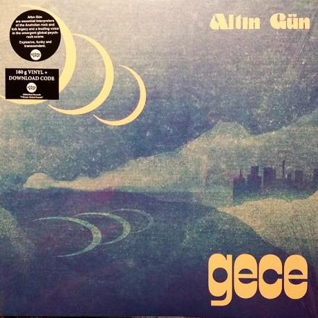 Altın Gün – Gece - LP Vinyl Album - Psychedelic Rock Turkish