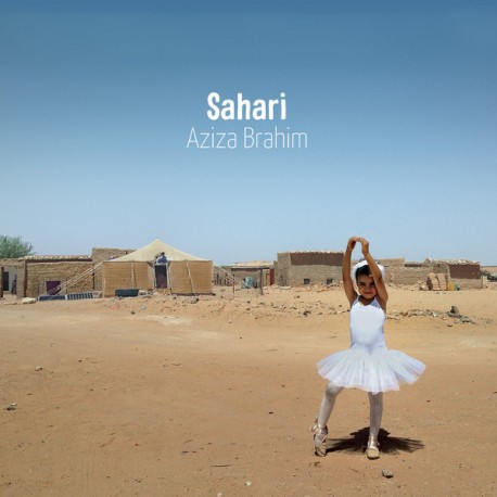 Aziza Brahim – Sahari - LP Vinyl Album - Oriental World Music