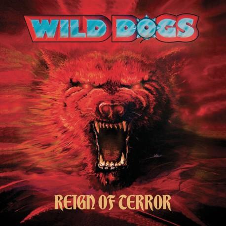 Wild Dogs - Reign Of Terror - LP Vinyl Album - Hard Rock Heavy Metal