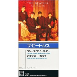 The Beatles - Please Please Me - CD Single Japan Edition 3 inches - Mono - British Pop